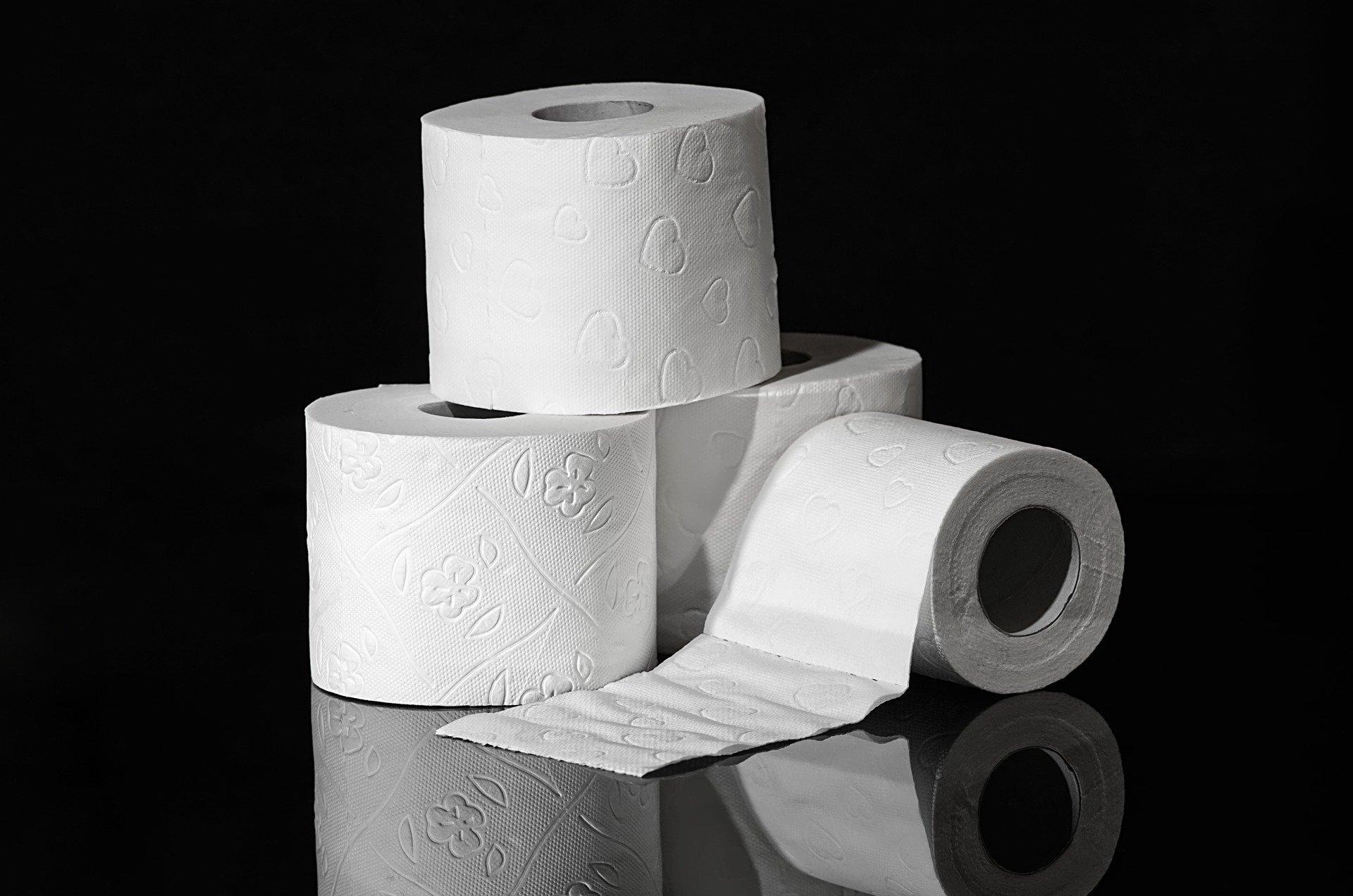 Tørke- & Toalettpapir